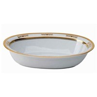 Philippr Deshoulieres Orsay White Open Vegetable Bowl
