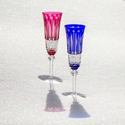 St. Louis Tommy Champagne Flutes