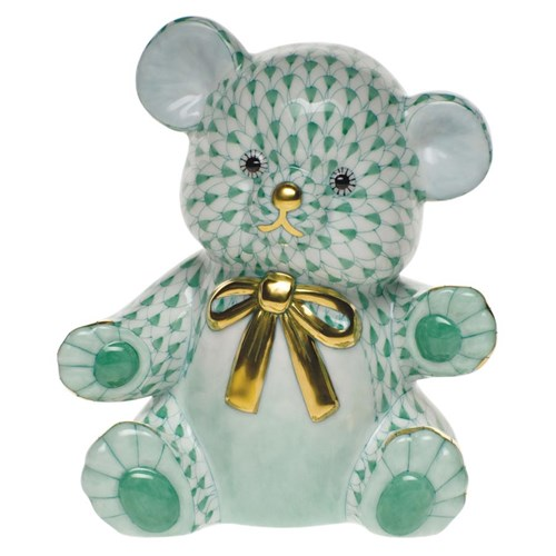 Teddy Bear Green