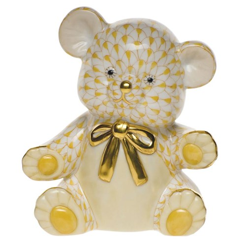 Teddy Bear Butterscotch