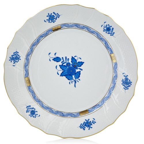 Herend Chinese Bouquet, Blue