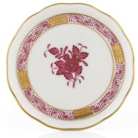 Herend Chinese Bouquet Raspberry Coaster