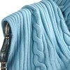 Heavy Roma Cashmere Throw (Assorted Colors)