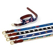 Derby Needlepoint Belt