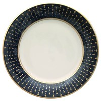 Pickard Galaxy Ivory Oversized Dinner Plate