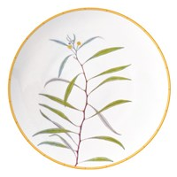 Bernardaud Jardin Indien Coupe Dinner Plate