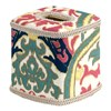 Garden Gate Wastebasket & Tissue Box Cover