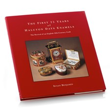 """The First 25 Years of Halcyon Days Enamels"" Book by Susan Benjamin"