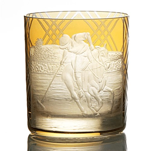 Artel Sporting Polo Double Old Fashioned, Amber
