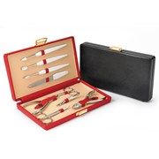 Leather Manicure Sets