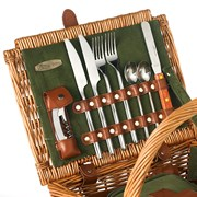 Kent Picnic Basket for Two