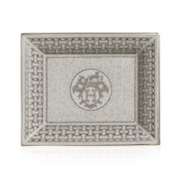 Hermes Mosaique au 24 Platinum Change tray