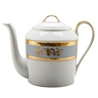 Philippe Deshoulieres Orsay Powder Blue Tea Pot