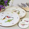 Exotic Birds Placemats & Coasters