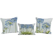 Agapanthus Tapestry Pillows