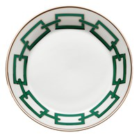 GInori Impero Catena Emerald Tea Saucer