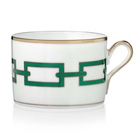 GInori Impero Catena Emerald Tea Cup