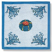 Aquarius Napkin, Multi-Color