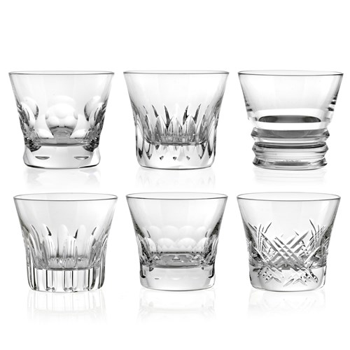 Baccarat Everyday Classic Tumblers, Set of 6