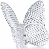 Baccarat Lucky Butterfly Diamant Clear