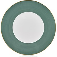 Haviland & Parlon Lexington Turquoise Charger / Presentation Plate