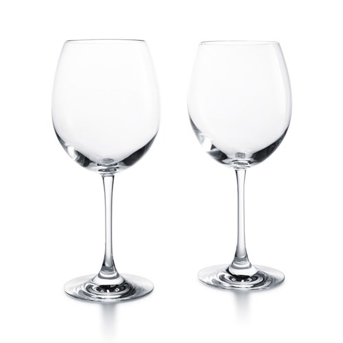 Baccarat Dégustation Grand Bordeaux Glass, Set of 2
