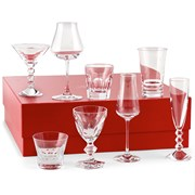 Baccarat Cocktail Party In A Box, Set of 8