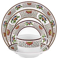 Royal Limoges Floral Imari 5-Piece Place Setting
