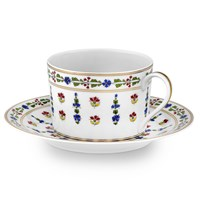Royal Limoges Petit Trianon Cup & Saucer