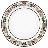 Royal Limoges Floral Imari Dinner Plate