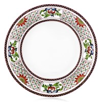 Royal Limoges Floral Imari Bread & Butter Plate