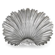 Buccellati Arca Sterling Silver Shell Dishes