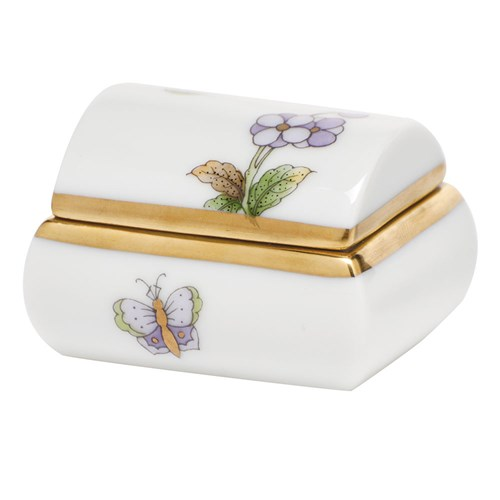 Herend Royal Garden Tooth Fairy Box