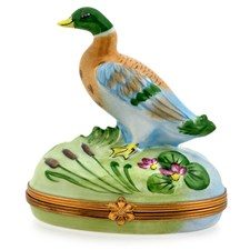 Canard Duck Limoges Box