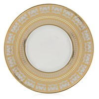 Haviland Tiara White & Gold Charger / Presentation Plate