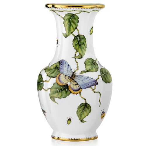 Anna Weatherley Ivy Butterfly Vase