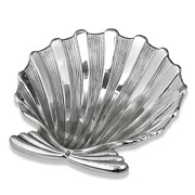 Buccellati Chlamys Sterling Silver Shell Dishes