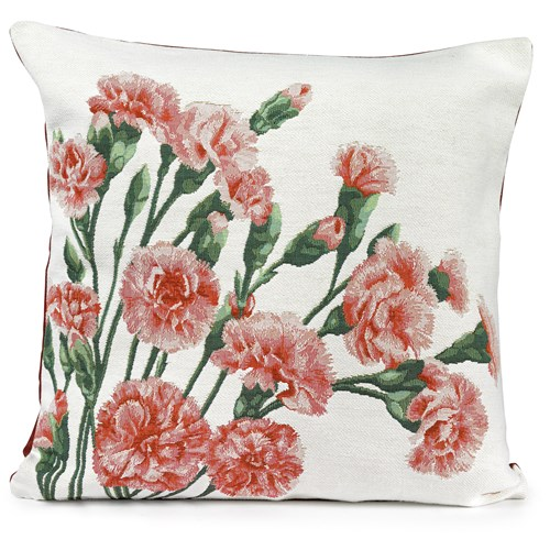 Bouquet of Carnations Pillow