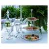 Baccarat Mille Nuits Silverplated Centerpiece