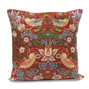 Strawberry Thief Tapestry Pillows