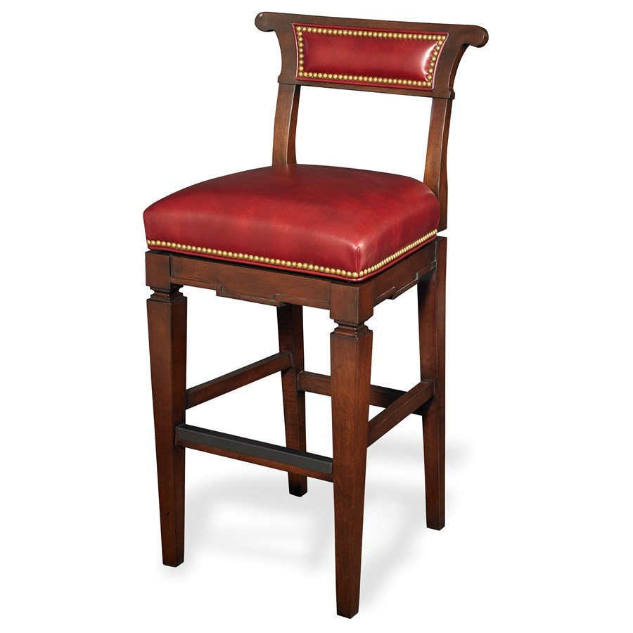 Marvelous Suffolk Bar Stool Red Gamerscity Chair Design For Home Gamerscityorg