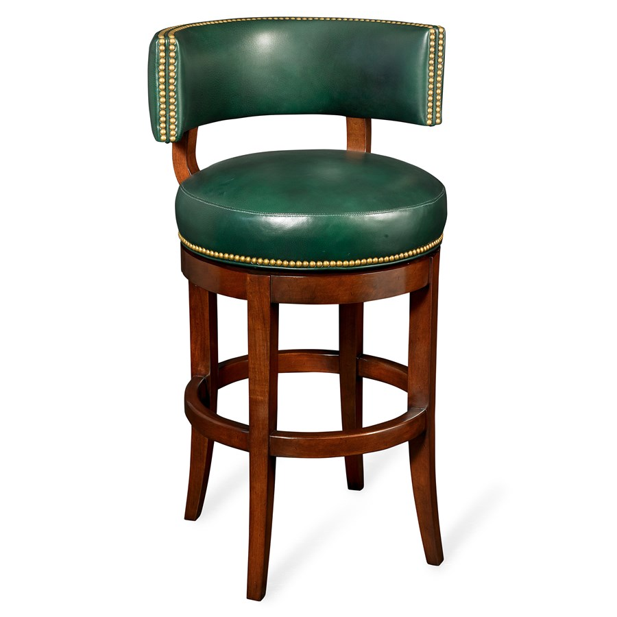 Groovy Oxford Bar Stool Green Unemploymentrelief Wooden Chair Designs For Living Room Unemploymentrelieforg