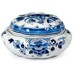 Royal Delft Blue Sweet Box