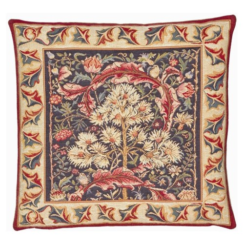 Acanthus Tapestry Pillow