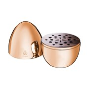 Christofle Mood 24-Piece Silverplated & 18K Rose Gold Storage Capsule