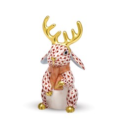 Herend Reindeer Rabbit