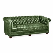 Chesterfield Sofa, Extra Long