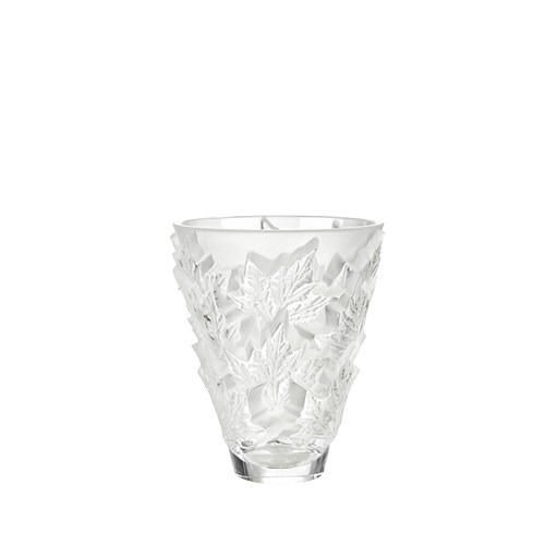 Lalique Champs-Elysees Small Vase, Clear