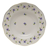 Herend Blue Garland Rim Soup Bowl