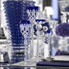 Baccarat Tsar Collection, Blue